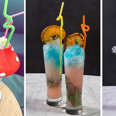 Apogee's cocktails are made for Instagram