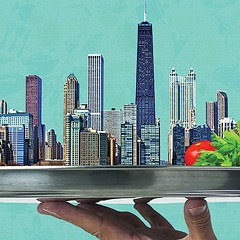 The Chicago Food Encyclopedia is an historical treat