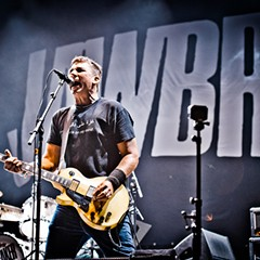 Jawbreaker seemed to enjoy their Riot Fest reunion as much as their fans