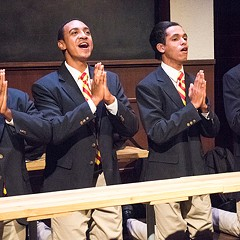 Choir Boy, Foxfinder, and 12 more stage shows to see now
