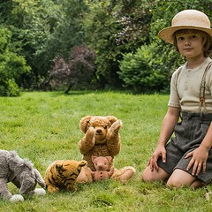 Goodbye Christopher Robin reveals the unhappy boy behind Winnie-the-Pooh