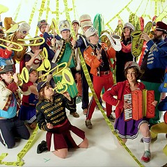 Mucca Pazza collide surreal silent film and frantic cartoons in 'Mr. Spider Goes Home to Spiderland'
