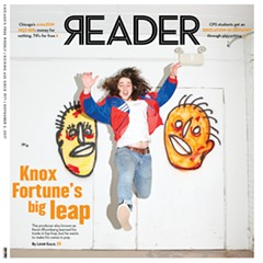 print issue digital edition knox fortune cover