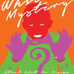White Mystery's Riddler graces the gig poster of the week
