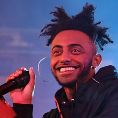 Portland rapper Amine's songs are as bright as the color yellow