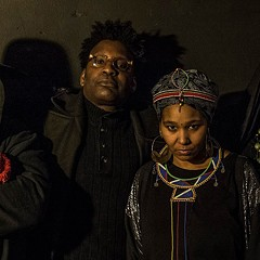 Cleveland DIY Afrofuturists Mourning [A] BLKstar blend 70s soul, experimental hip-hop, and postpunk ambience