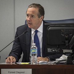 Chicago Public Schools CEO Forrest Claypool