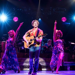 Escape to Margaritaville, 'Tis the Seasonal Depression, and nine more new stage shows