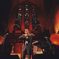 Andrew Bird brings friendship and fellowship to a five-night stint in his former hometown
