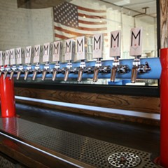 Chicago's only brewery-distillery gets into the bar business with Maplewood Lounge
