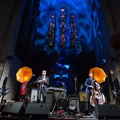 A cozy evening at the Church of Andrew Bird