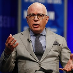 Michael Wolff, author of Fire and Fury