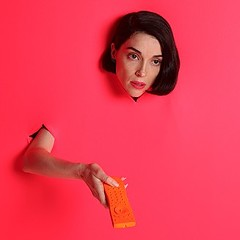 St. Vincent aka Annie Clark plays from her new album at the Chicago Theatre on Friday 1/12.