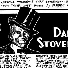 In 1924 Maxwell Street regular Daddy Stovepipe became one of the first bluesmen ever recorded
