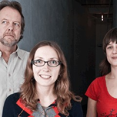Drummer Tom Rainey's trio with guitarist Mary Halvorson and saxophonist Ingrid Laubrock makes improvised music with an uncanny tune-like sensibility