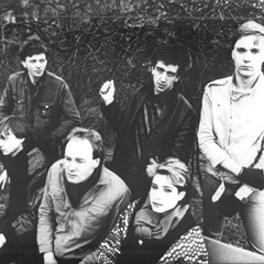 The Fall in 1985 (photo added 2018)