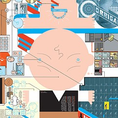 Chris Ware talks about higher education, creating art as a Chicagoan, and making peace with self-doubt