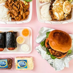Aloha Wagon rolls out Hawaiian plate lunches