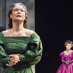 Two British monarchs duke it out in Schiller's Mary Stuart