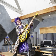 """I can't go to the supermarket with my wife, because it bothers her when she's trying to pick out broccoli and there's a fan who wants a photo,"" says Jim Peterik."
