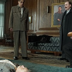 The Death of Stalin shines a light on Lavrenti Beria, head of the Soviet Union's dreaded secret police.