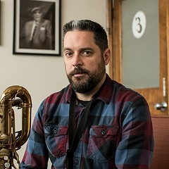 Chicago saxophonist Dave Rempis builds an intentional community in jazz