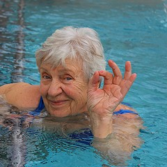 Don't assume the senior citizens in the pool are as naive and/or easily shocked as our ageist assumptions would prompt us to believe.