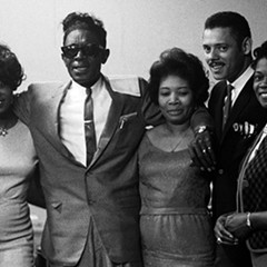 Ten great photos taken during the heyday of the blues