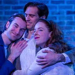 An engaging revival of Company explores the theme of marriage as partnership