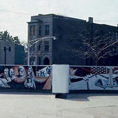 What ever happened to the King Memorial Mural at 43rd and Langley?