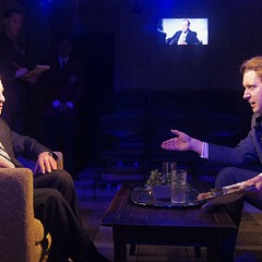 Frost/Nixon depicts the thoughtfulness and grace of . . . Richard Nixon?
