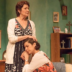 It's a long way to act two of Teatro Vista's The Madres