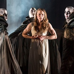 Aaron Posner and Teller's Macbeth is no Tempest