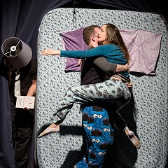 In CDC in 4-D, the Comedy Dance Collective indulges its oral fixation