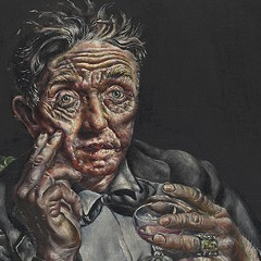 Ivan Albright's meticulous attention to the human body continues to be an inspiration to young artists