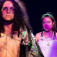 """Caridad Svich attempts a """"graphic novel for the stage"""" with De Troya"""