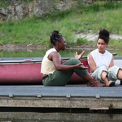 A pregnant teen tries to decide what to do with This Boat Called My Body
