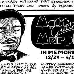 Matt 'Guitar' Murphy did much more than join the Blues Brothers