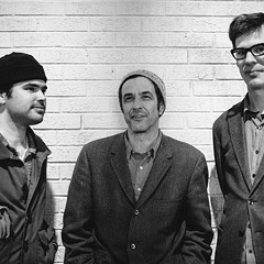 Cellist Fred Lonberg-Holm reunites with his Chicago improvising trio featuring Keefe Jackson and Julian Kirshner