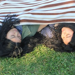 Rest offers a simple yet radical premise: let's all take a nap outside together