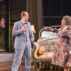 Cat on a Hot Tin Roof brings dysfunctional family drama to Drury Lane