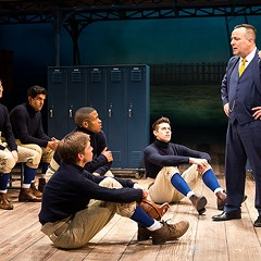 Something in the Game is more than a musical tribute to Knute Rockne: it's hagiography