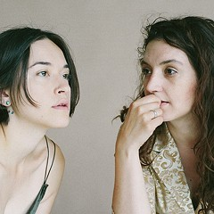 Chicago art-pop duo Ohmme assert themselves as one of the city's best bands on Parts