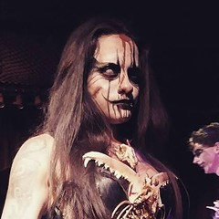 Chicago-blackened death-metal band Mantianak make the music of nightmares