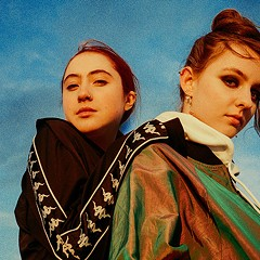 Let's Eat Grandma Navigate the Digital Maelstrom with savvy on I'm All Ears