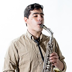 Horse Lords saxophonist Andrew Bernstein delivers a different strain of intensity of his visceral new solo album