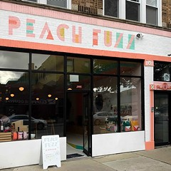 Humboldt Park kids' store Peach Fuzz gives hugs