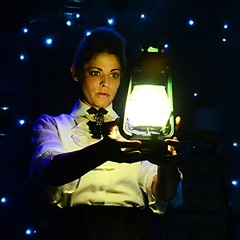 Lifeline Theatre's Frankenstein reduces Mary Shelley's cosmic struggle to a therapy session