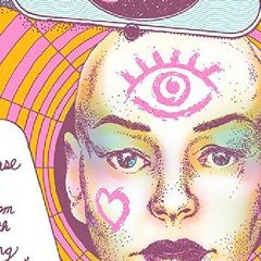 A vision board for your all-seeing eye on the gig poster of the week