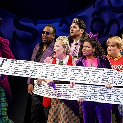 Roald Dahl's Charlie and the Chocolate Factory is scrumdiddlyumptious and satisfyingly gross